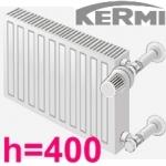 Высота радиатора 400 мм