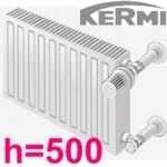 Высота радиатора 500 мм