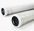 Труба канализационная ПВХ ∅40х0,5м Armakan(серая)