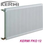 Радиатор стальной KERMI 300x1000 тип 12 c боковым подключением