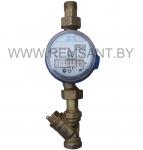 Счетчик воды для холодного водоснабжения ВИР-М СХВ ДУ15
