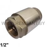 """Обратный клапан ITAP EUROPA 1/2"""" с пружинным латунным штоком"""