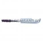 Кронштейн плоский с дюбелем для крепления алюминиевых радиаторов