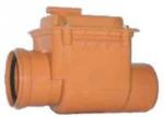 Обратный клапан канализационный наружный ø110 Karmat