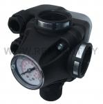 Реле давления со встроенным манометром ITALTECNICA PM/5-3W