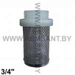 """Фильтр-сетка из нерж. стали для обратного клапанa ITAP 3/4"""""""