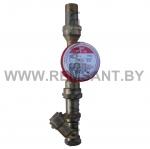 Счетчик воды для горячего водоснабжения ВИР-М СХВ ДУ20