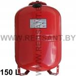 Бак расширительный для отопления WESTER WRV 150л